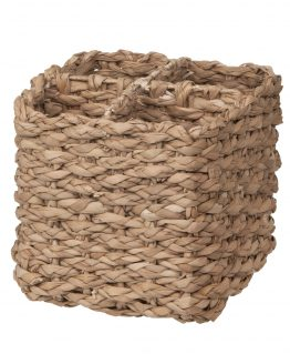 Basket Abaca 4 Sections
