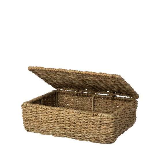Basket Hoogla with Lid Medium