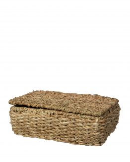 Basket Hoogla with Lid Small