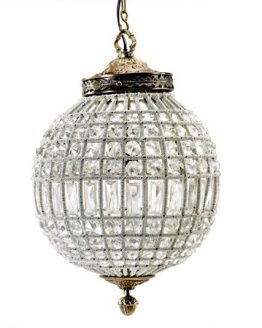 Crystal lamp Kattolamppu - Medium
