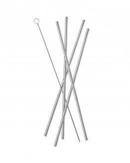 Straw Stainless Steel 4pcs