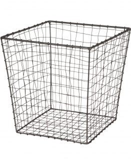 Wire Basket Cube