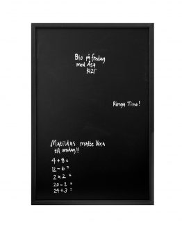 Writing Board 40x60cm Black