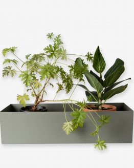Balconyplanter 60cm Green
