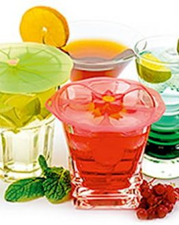 Floral Drink Covers - CDU/36