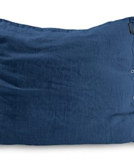 Lovely Linen Tyynyliina – Denim blue