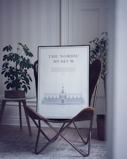 Nordisca museet poster