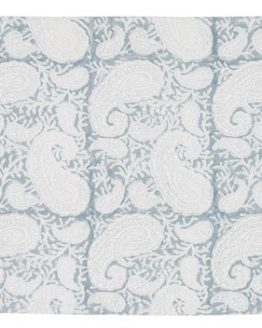 Tabletti Big Paisley 2kp l- Cashmere Blue